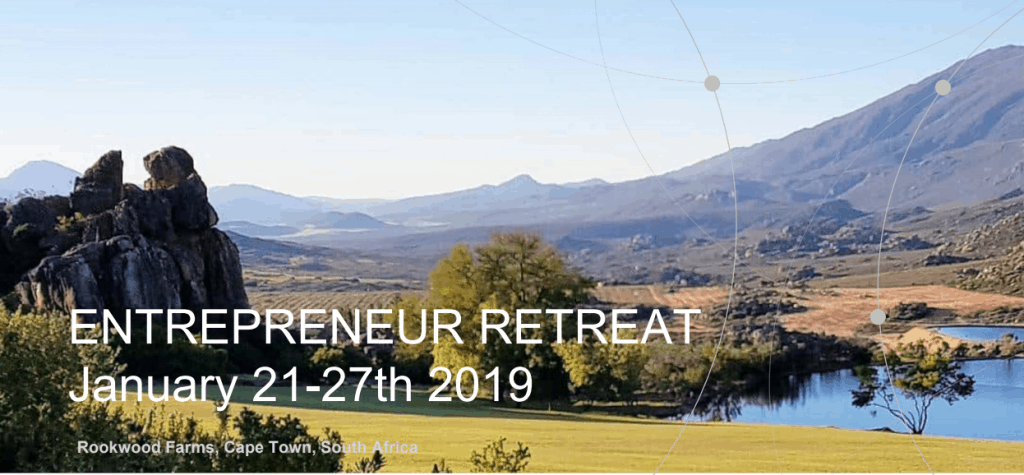 Entrepreneur Retreat