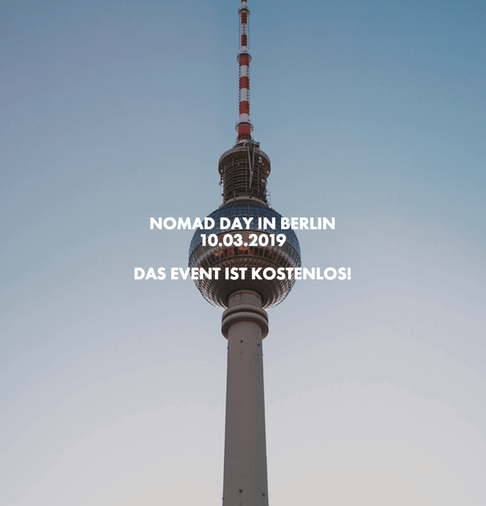 Nomad Day Berlin 2019