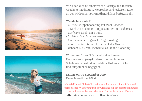 Infos Coaching Retreat